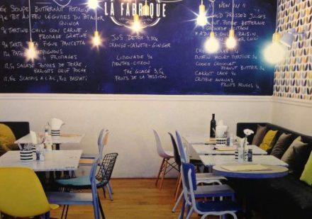 décoration restaurant tendance