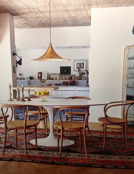 séjour cuisine design cannes
